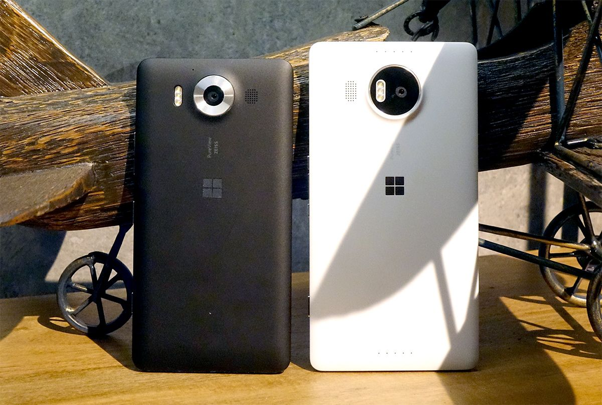 Highend Windows Phones make a comeback with the Lumia 950