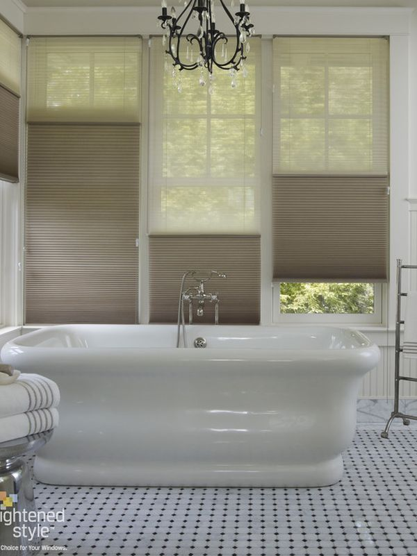 Why Cellular Shades Suit Most Homes Bathroom Blinds