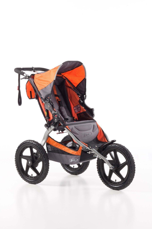 Best BOB Sport Utility Single Jogging Stroller Orange Best
