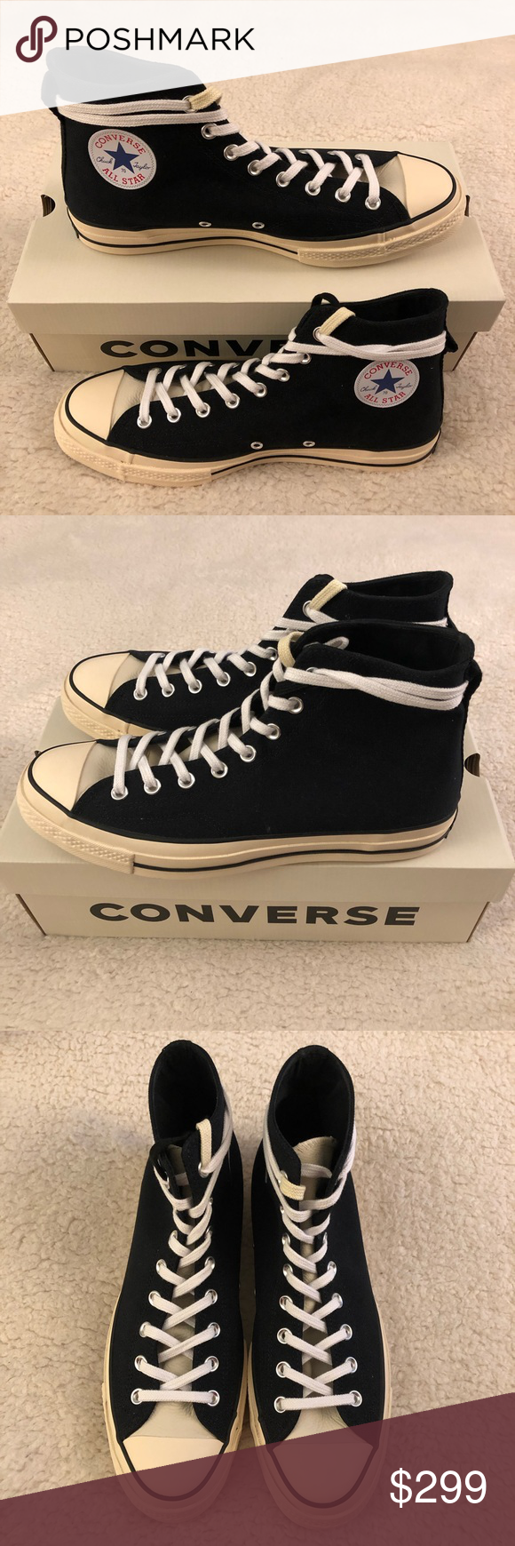 5ca77993578d Fear of God FOG Converse Chuck Taylor All Star Fear of God FOG Converse  Essentials Chuck