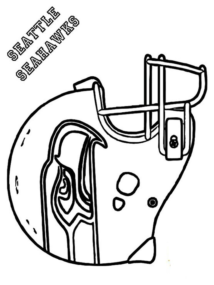 Michigan Football Helmet Coloring Pages Football Printables Coloring Pages Free Printable Coloring Pages