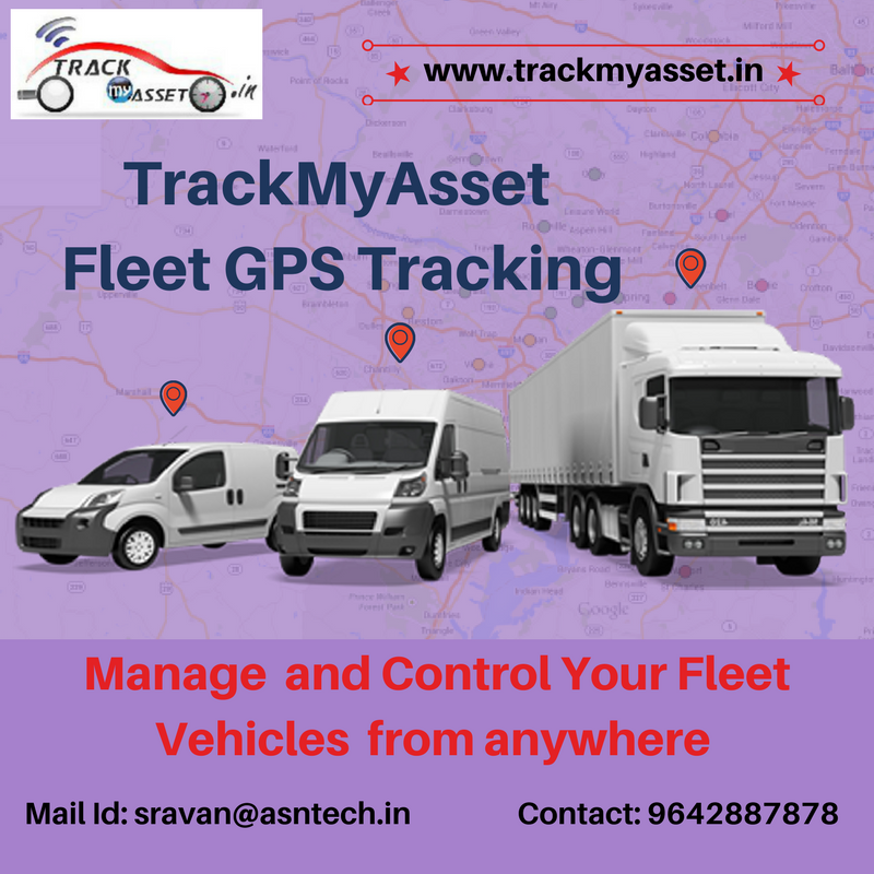 Manage and control all your Fleet Vehicles from Anywhere