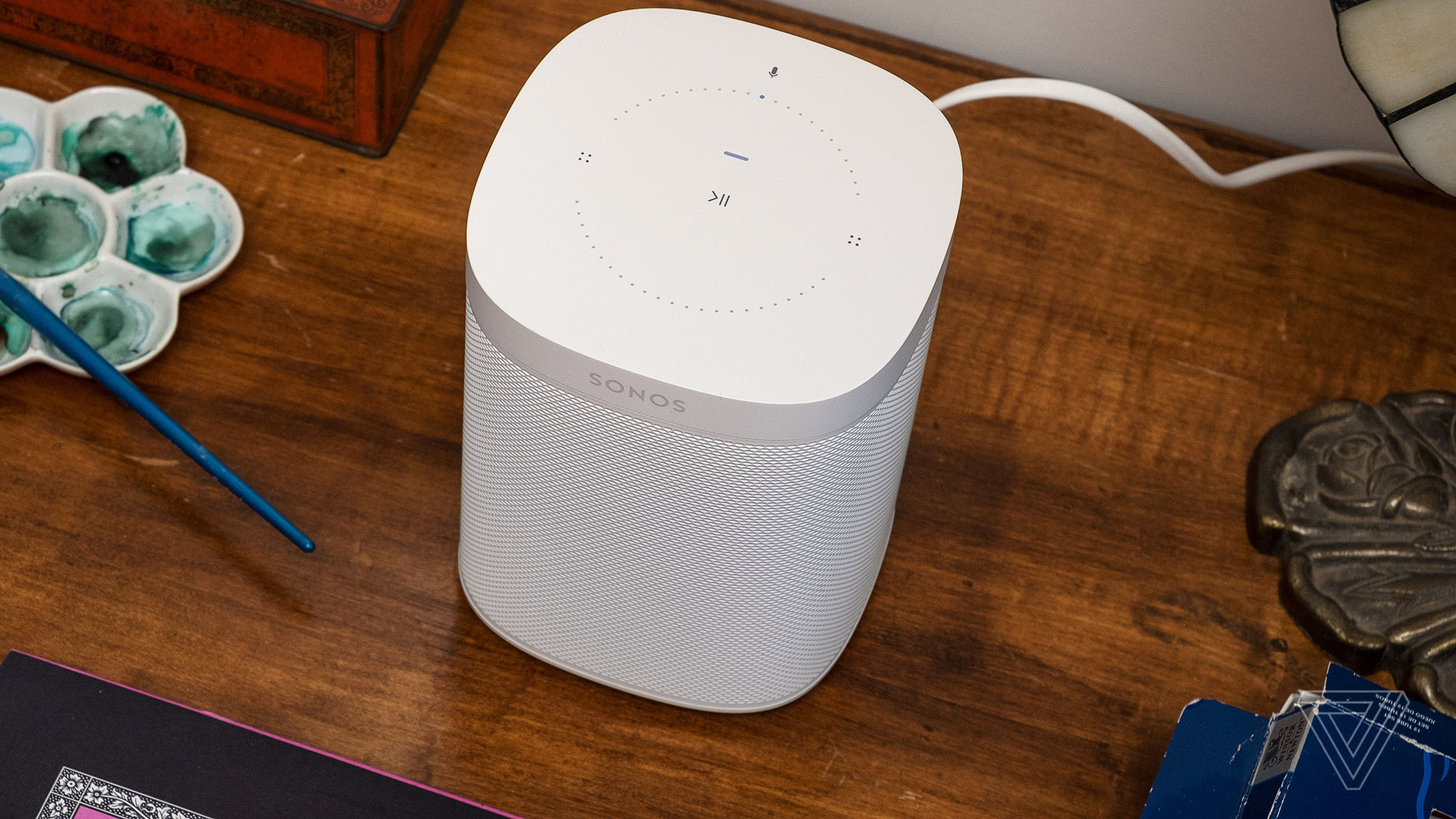 Sonos One Review Alexa Has Never Sounded Better Sonos Speakers Sonos One Sonos