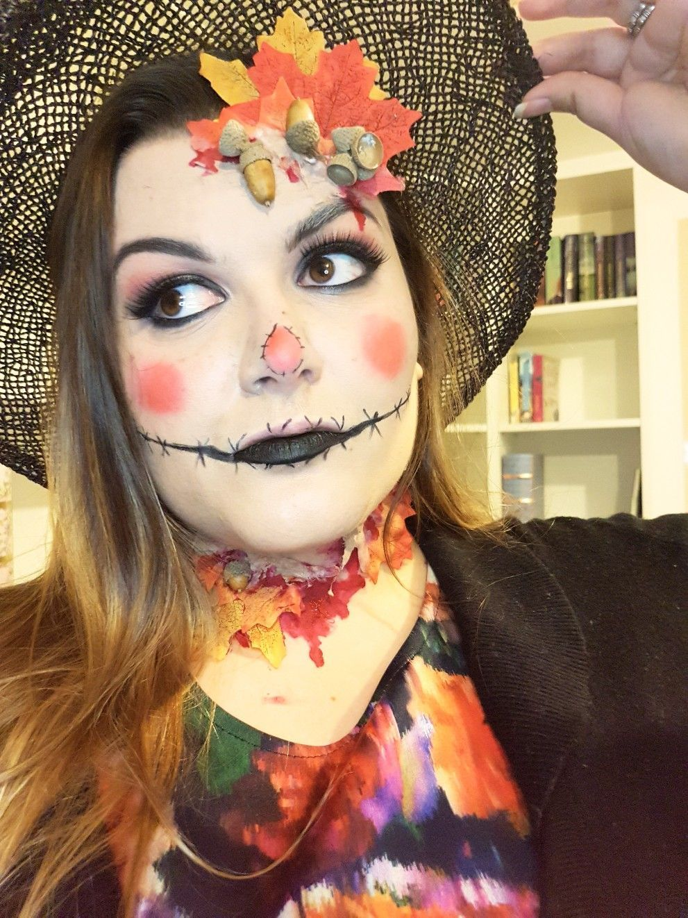 #colorfulmakeup #autumn #automne #epouvantail #scarecrow #scarecrowmakeup #artisticmakeup  #halloween #maquillage #makeup #lfl #f4f #love #instagood #tbt #photooftheday #makeupartist #epouvantaildeguisement #colorfulmakeup #autumn #automne #epouvantail #scarecrow #scarecrowmakeup #artisticmakeup  #halloween #maquillage #makeup #lfl #f4f #love #instagood #tbt #photooftheday #makeupartist #epouvantaildeguisement