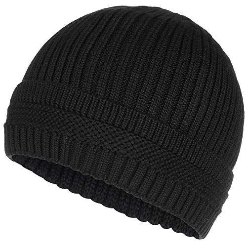 eddfb2fb443 Beautiful OMECHY Unisex Winter Knitting Wool Warm Beanie Hat Thick Stretch Cuffed  Plain Skull Ski Cap Toboggan Watch Hats 4 Colors.