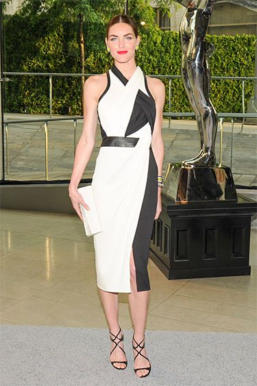 50 More Of The Most Stylish Women Hilary Rhoda Stylish And 50th