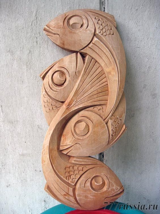 Vk wood carving ru