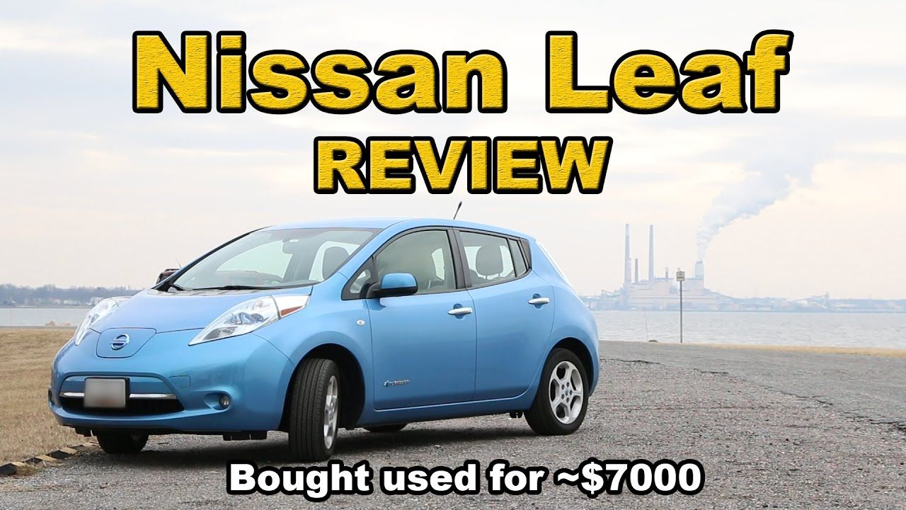 2018 Nissan Leaf New Model Body Materials cars trucks