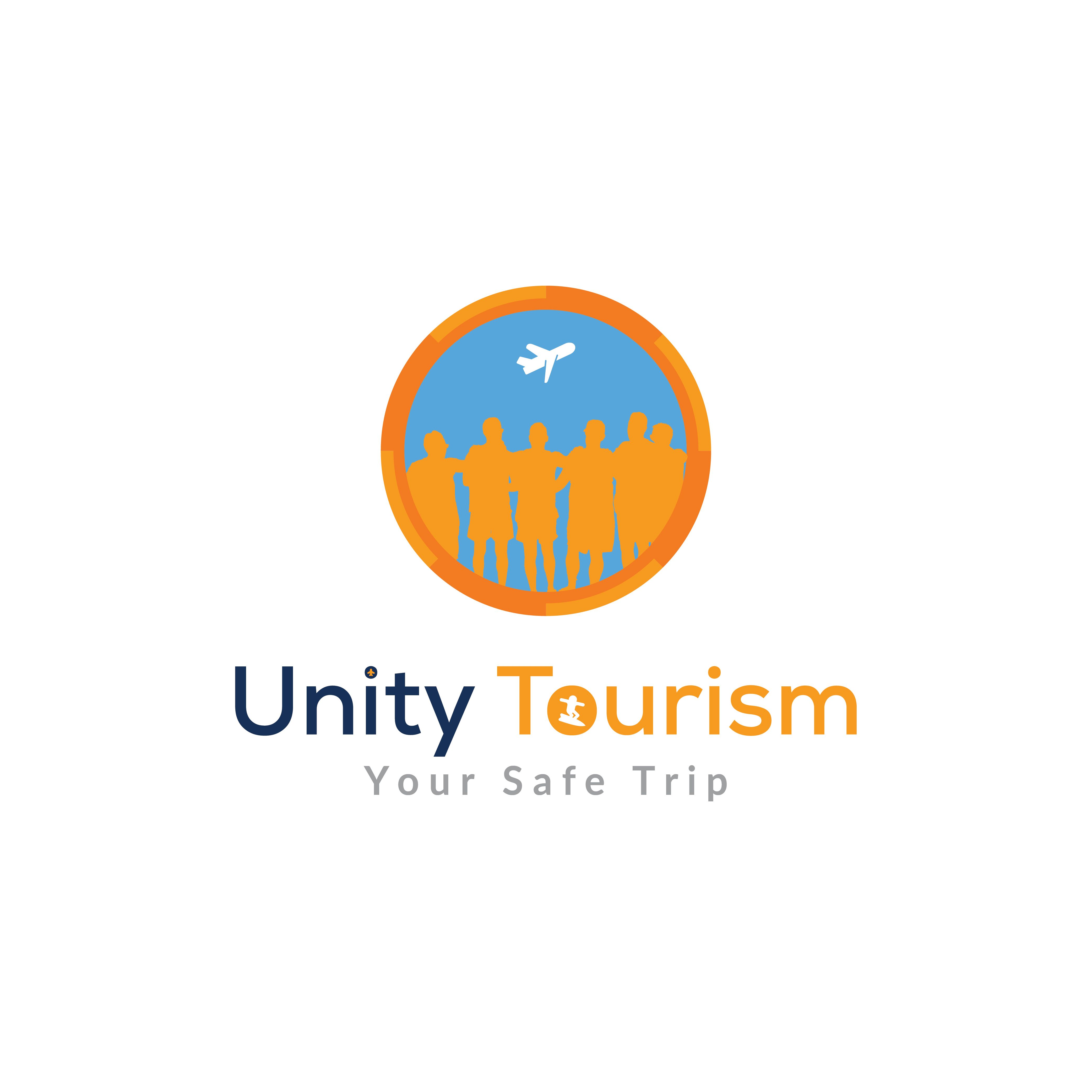 I have designed this logo for a tourism company.  . #logo #logo_design #travellogo #travel #branding #vector #illustartion