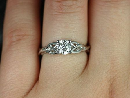 wedding ring celtic design