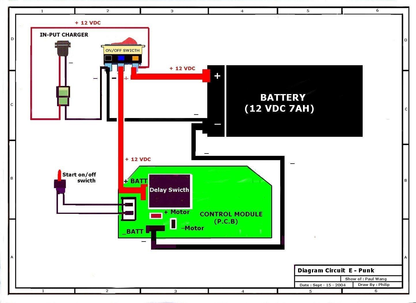 motorized bicycle wiring diagram wiring diagram image for motorized bicycle wiring diagram [ 1443 x 1050 Pixel ]