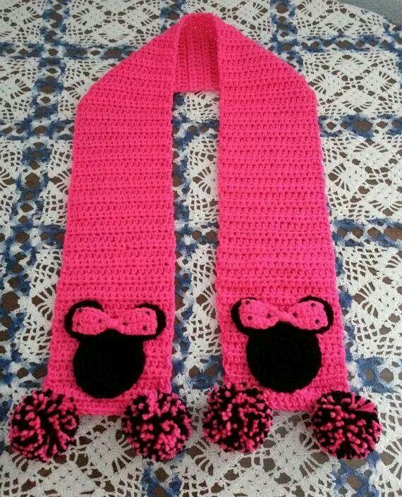 Pin von Lizette Montalvo Flores auf crochet Bufandas, mitones ...