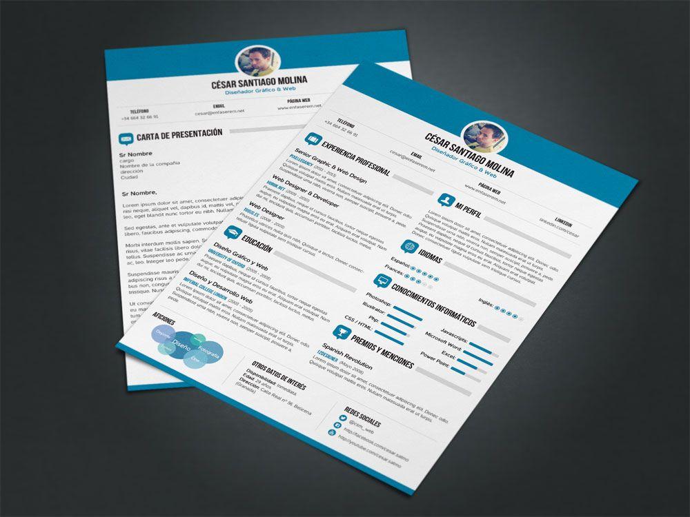 Herramientas para crear tu currículum 2.0 | Jorge Ramos Impronta ...