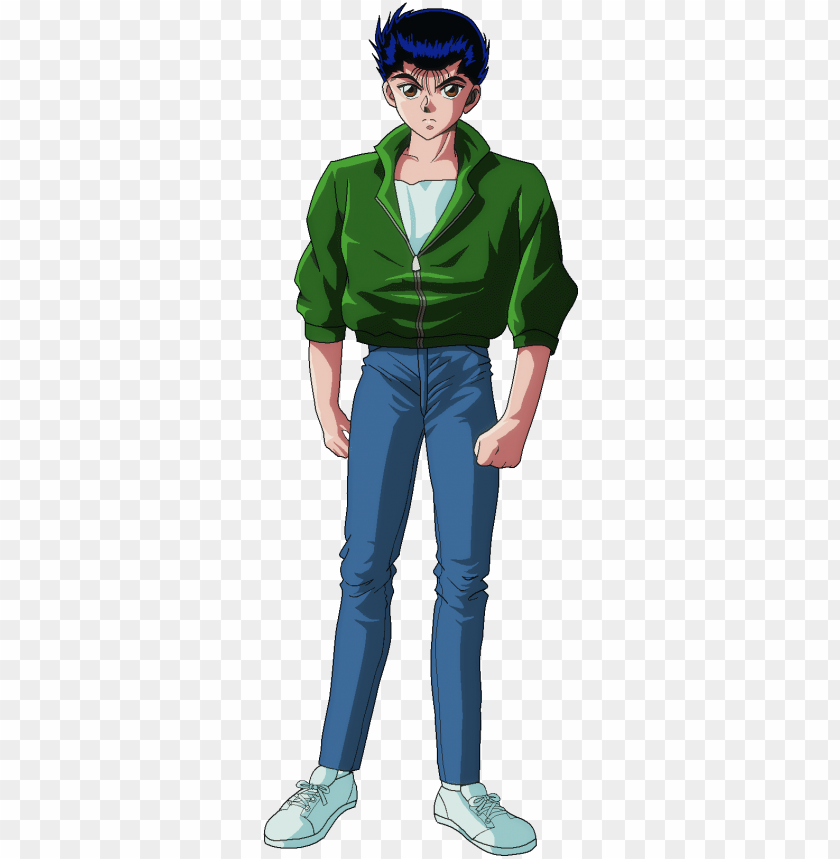 Image Result For Yusuke Urameshi Yuyu Hakusho Green Yu Yu Hakusho Yusuke Jeans Png Image With Transparent Background Png Free Png Images In 2021 Png Photo Image Collection Image