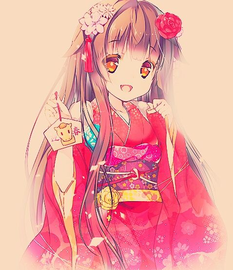 Anime Kimono Princess - Google Search