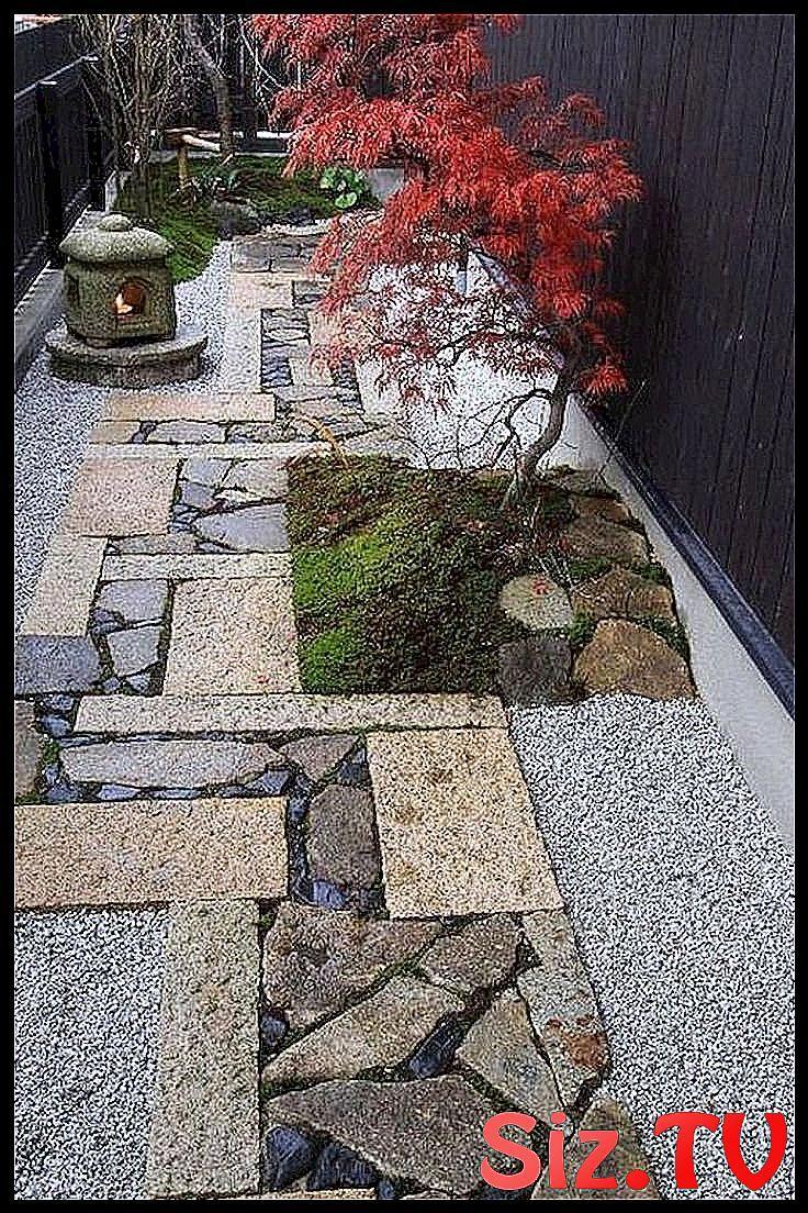Photo of Japanese garden front garden Japanese garden front garden garden Japanese …