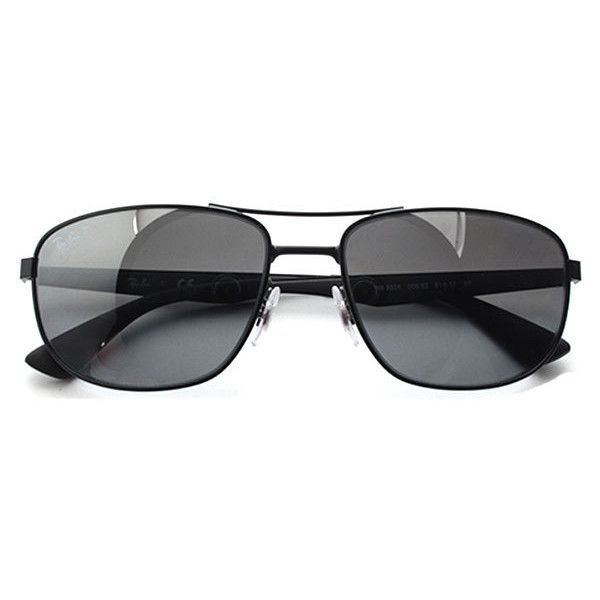24f6b112fb Ray-Ban RB3528 Active Lifestyle 006 82 Sunglasses ( 141) ❤ liked on ...