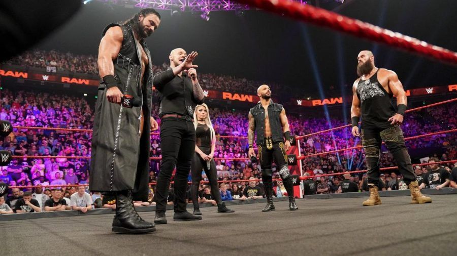 Wwe Monday Night Raw Rating Drops Again New Record Low Wwe Raw