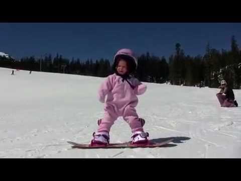 Baby Snowboarder Snowboarder Kids Snowboarding Snowboarding Snowboard