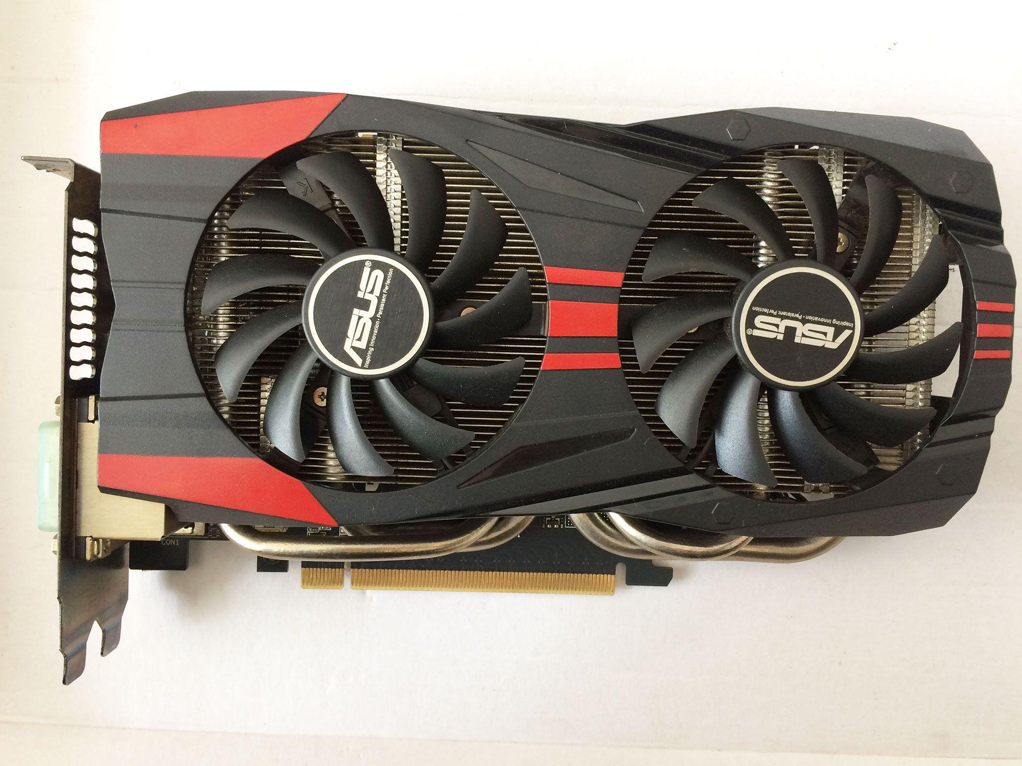 Asus Nvidia Geforce Gtx 760 2gb Gddr5 256 Bit Pci E Graphics Card Graphic Card Nvidia Asus