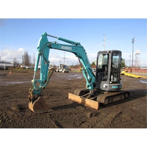 Download Kobelco Sk50sr 5 Hydraulic Excavator Service Repair Manual Pj06 Hydraulic Excavator Repair Manuals Excavator