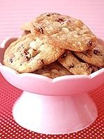 White Chocolate Cranberry Cookies | Christmas Cookie Recipes - Parenting.com