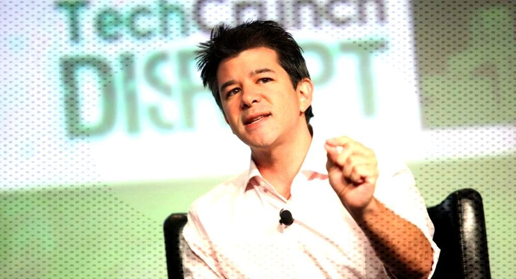 Uber Co-Founder Travis Kalanick Leaves Company After Selling All His Shares On Dec 26