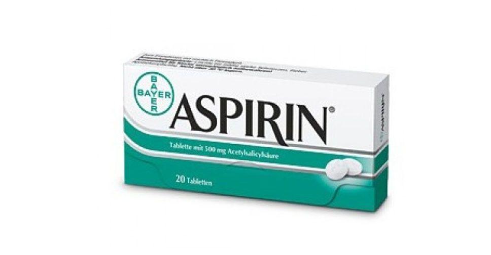 Самый популярный лекарственный продукт из нефти – хорошо всем известный аспирин