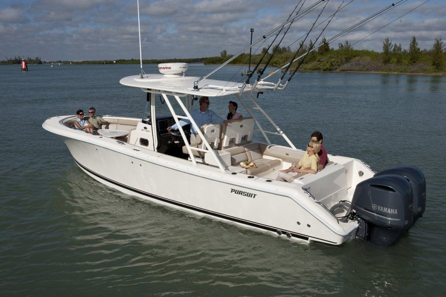 This is the pursuit st 310 sport this boat is also for Yamaha dealers in alabama
