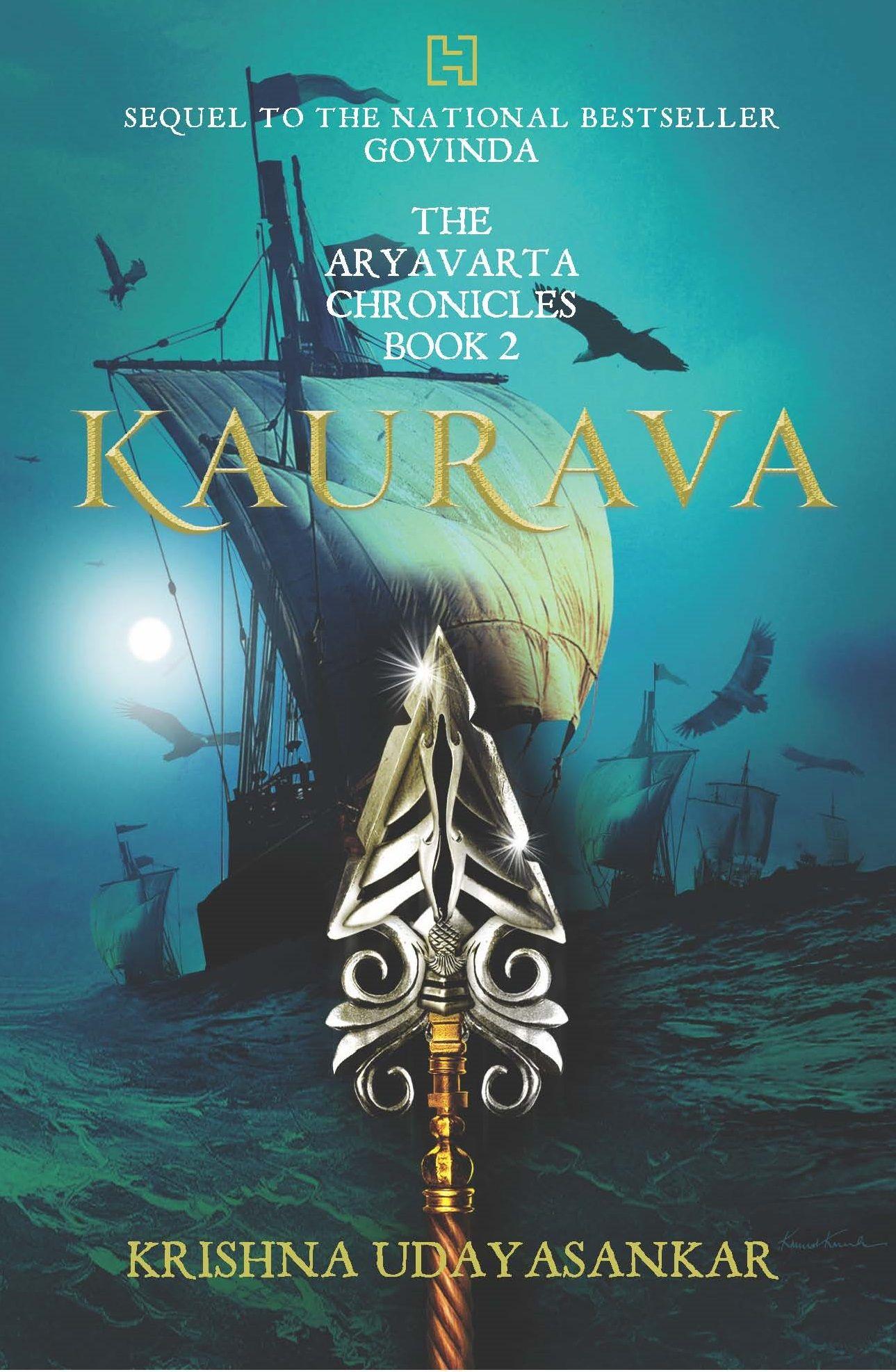 The Aryavarta Chronicles Govinda Epub