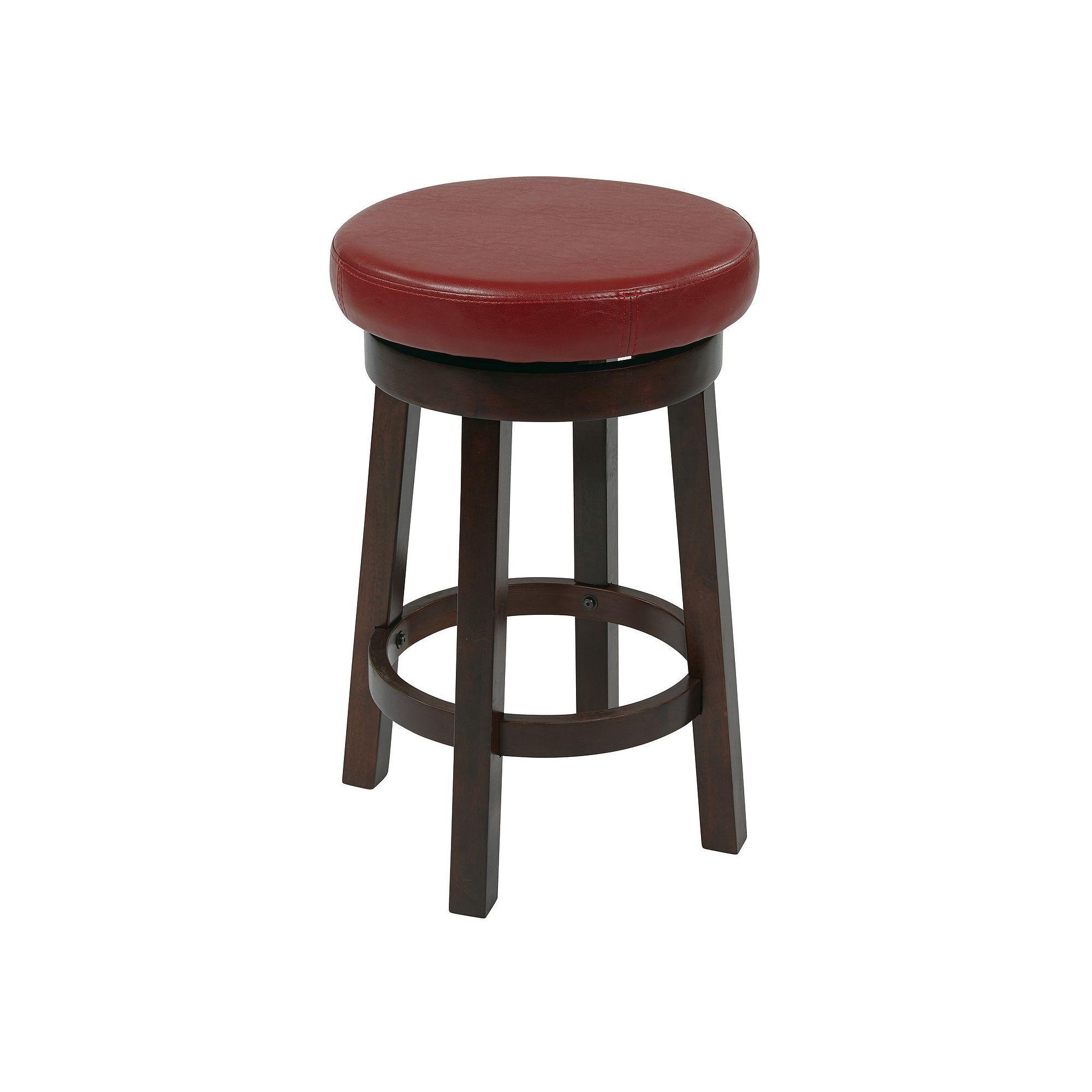 OSP Home Furnishings Metro Bar Stool Bar stools, 24 inch