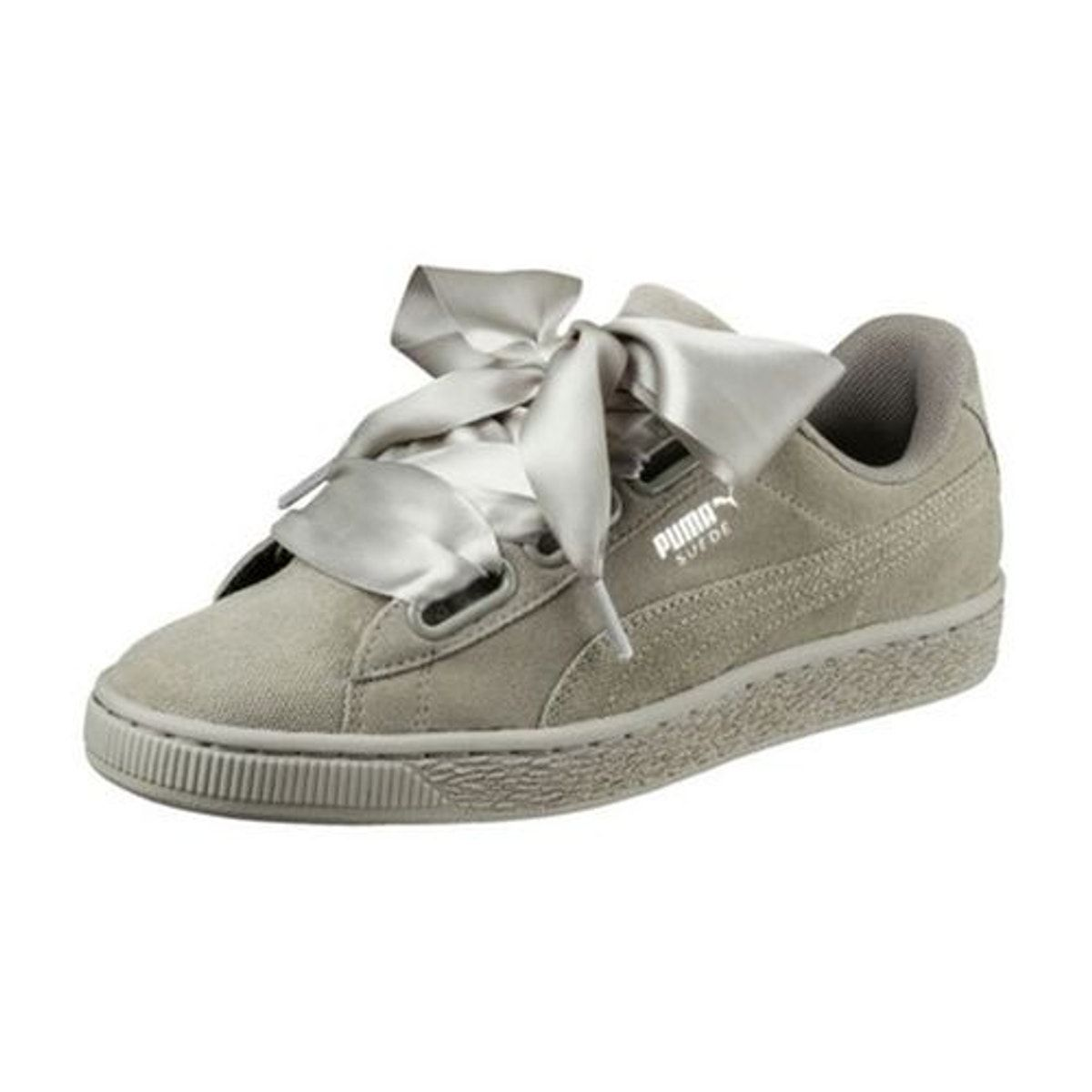 magasin en ligne 0a960 5f0b7 Chaussures cuir suede lacets canvas HEART PEBBLE | Products ...