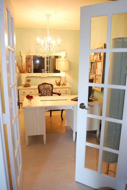 eclectic home office. Eclectic Home Office By Judith Balis T