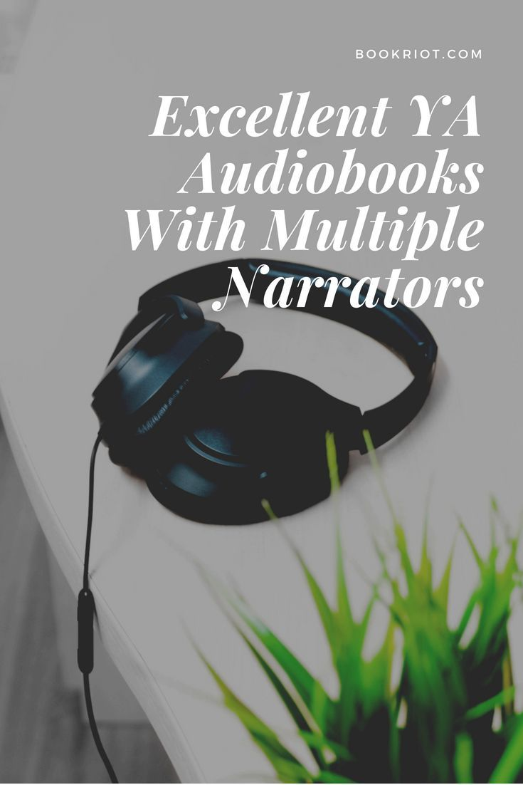 Audiobooks With Multiple Narrators 5 Excellent Ya Titles