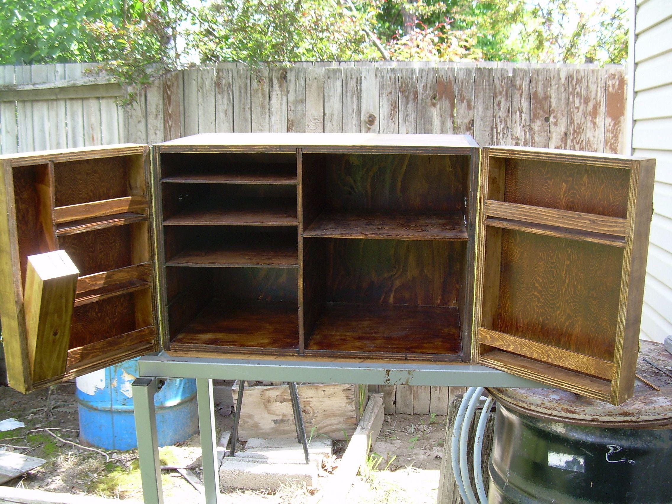 Chuck Box Idea Camping Pinterest Chuck Box Box And Camping