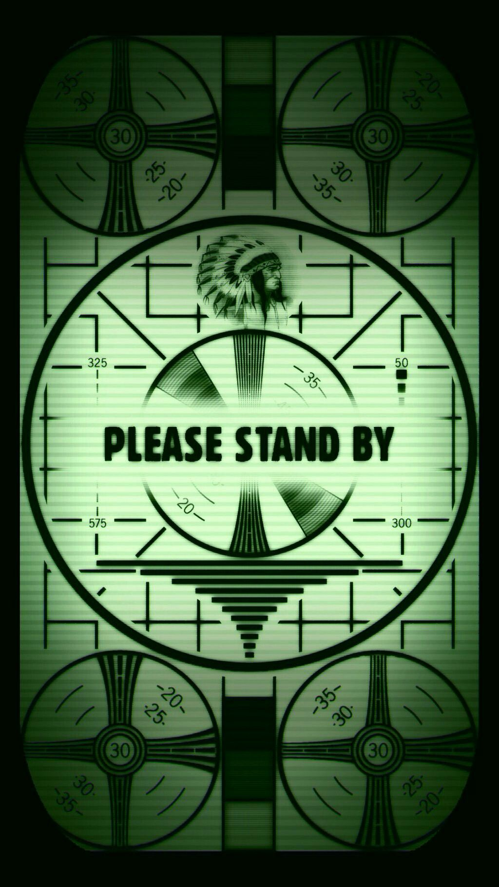 Fallout Please Stand By Screen Fallout Wallpaper Fallout Art Fallout Fan Art