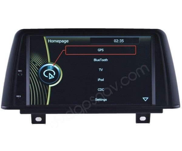 Bmw 3 Series F30 Gps Navigation System Bmw F30 Head Unit Gps