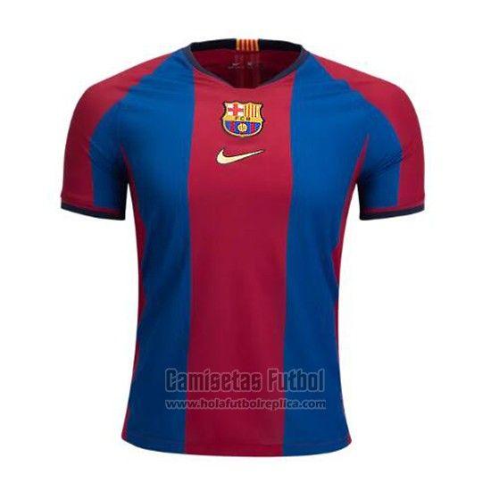 precio camiseta entrenamiento barcelona