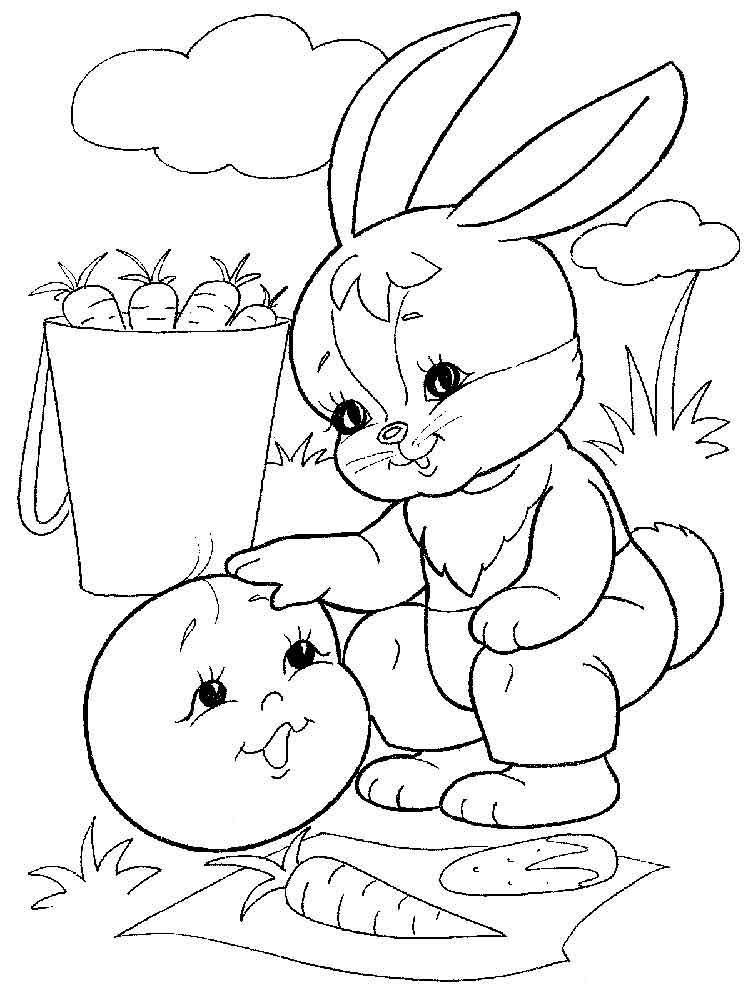 Raskraska Skazka Kolobok Detskie Raskraski Raspechatat Skachat Coloring Pages Drawing For Kids Coloring Pages For Kids