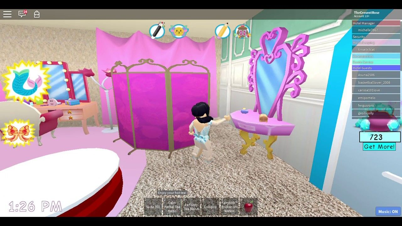 Hotel R15 Fairies Mermaids Winx High School With Images