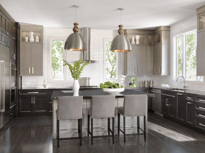 Modern Transitional Contemporary What Does Your Kitchen Style Mean Contemporary Kitchen White Modern Kitchen Kitchen Design