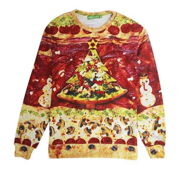 Carlton Sweatshirt Fresh Prince Christmas Crewneck hoodies Will Smith With Christmas hat Causal Hoodie Outerwear Women Men