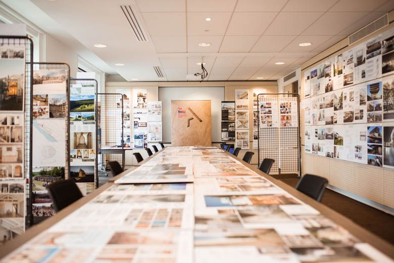 bigmat international architecture award 2017 meeting room photo