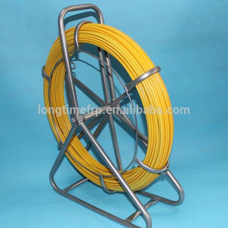 6mm 130m CE Fiberglass Wire Cable Rod Duct Rodder Fishtape ...
