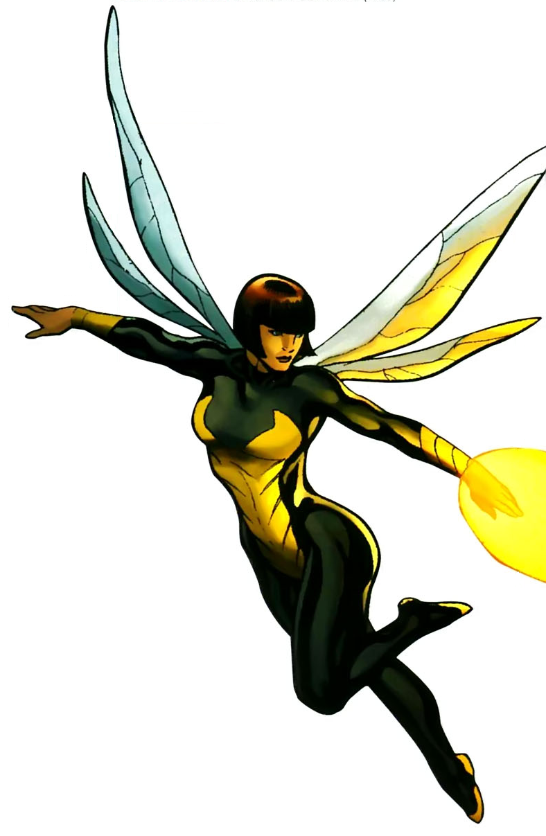 The avengers 2 wasp