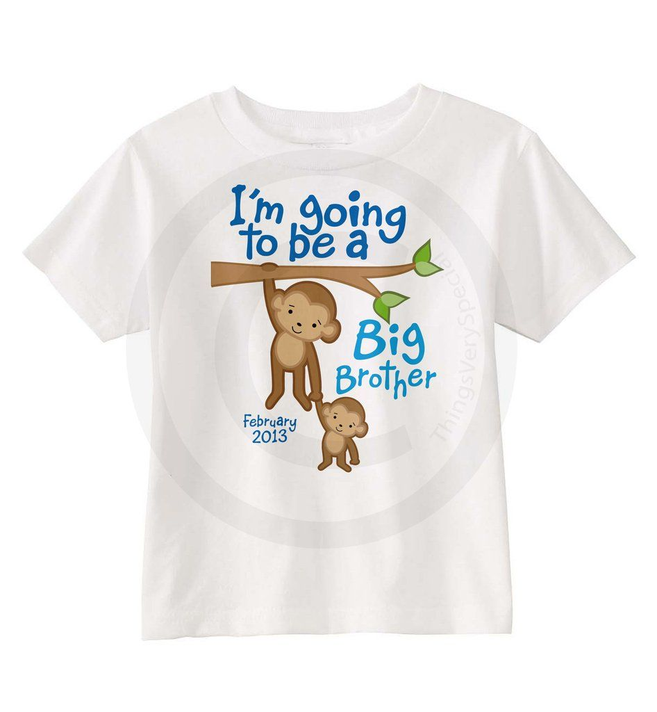 Im going to be a big brother Christmas Baby Shower T-Shirt