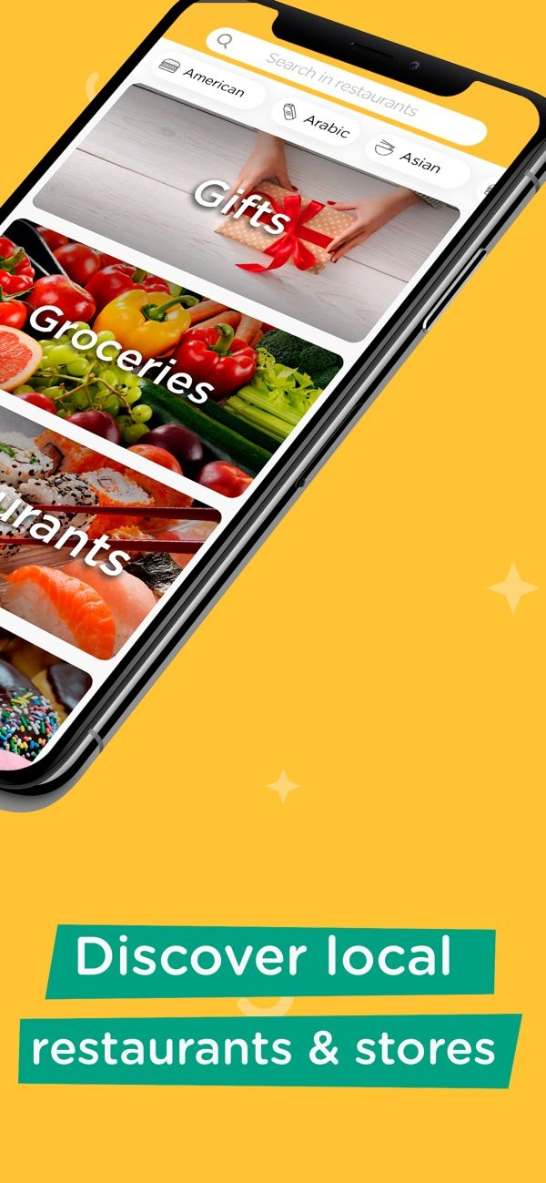 ‎Glovo-More Than Food Delivery on the App Store Cibo a