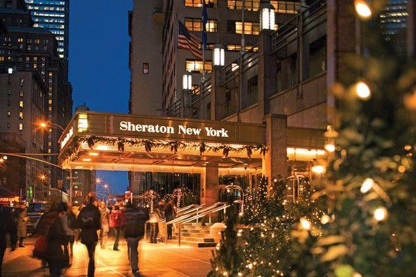 Sheraton New York Times Square Hotel New York Hotel Virgin Holidays New York Hotels Times Square Hotels New York Travel