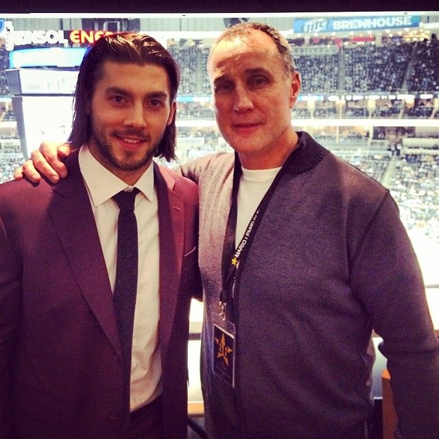 Kris Letang And Paul Coffey