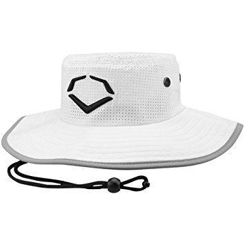 1d2ca290e39 Wilson Sporting Goods Unisex EvoShield Logo Bucket Hat